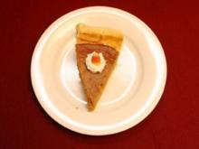 Pumpkin Pie (Peggy March) - Rezept