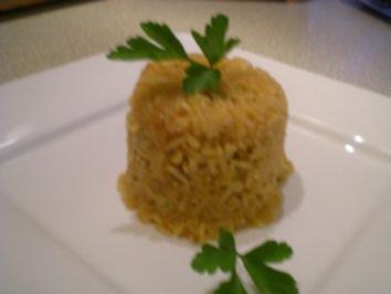 Puten-Reisfleisch - Hausmannskost - Rezept