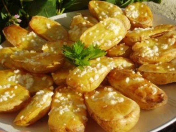 """Patates au four"""" - Rezept"""