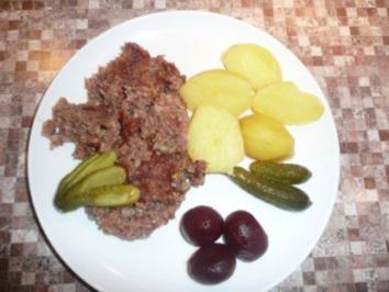 Rezept: Bremer Knipp (Fleischgrütze)