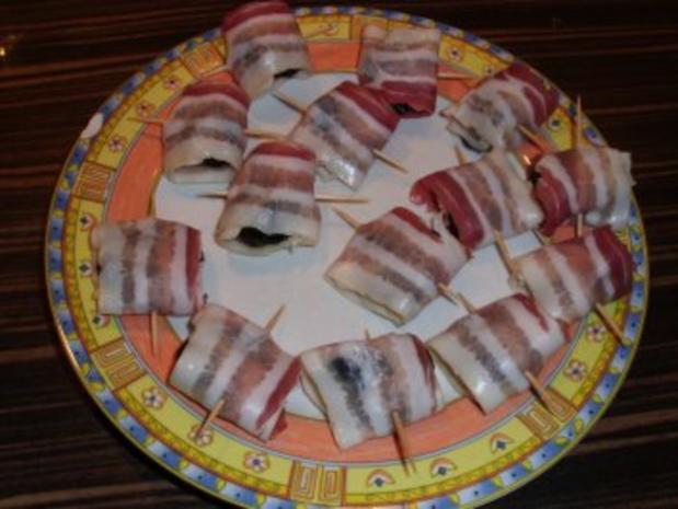 Fingerfood-Pflaumen mit Mantel - Rezept - Bild Nr. 2
