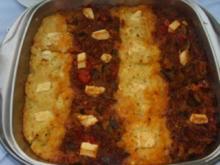 Aufläufe: Kartoffel-Hackfleisch- Auflauf - Rezept