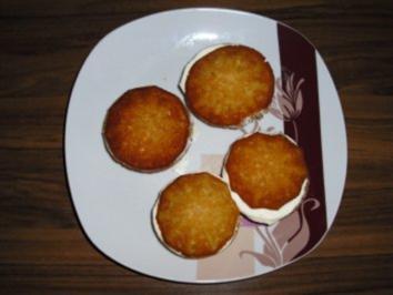 Muffins nach Liliana's Art. - Rezept