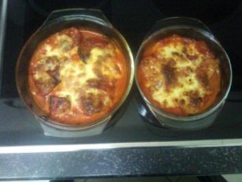 Parmigiana mit Zucchetti - Rezept