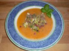 greeneye´s schnelle Gemüsesuppe mit Shiitake-Pilzen - Rezept