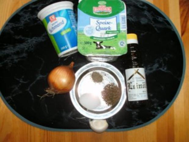 Quark mit Leinöl - Rezept - Bild Nr. 2