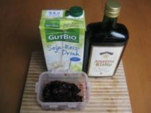 "Cocktail:""sugar plum fairy"" laktosefrei - Rezept"