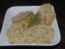 Parmesan-Thymian-Chips - Rezept