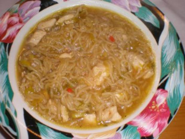 China- Suppe - Rezept