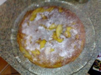 Apple Pan Cake - Rezept