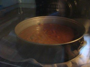 Schokoladen Tortenboden - Rezept
