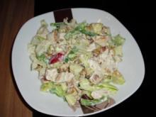 Liliana`s Nuss-Hähnchen Salat - Rezept