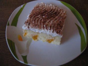 Mandarinen-Zimt-Kuchen - Rezept