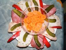 Leckeres Abendbrot ala Kurt - Rezept