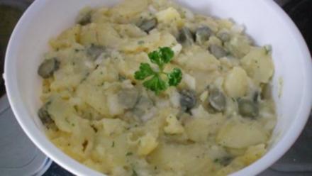 Schwäbische Kartoffelsalat - Rezept