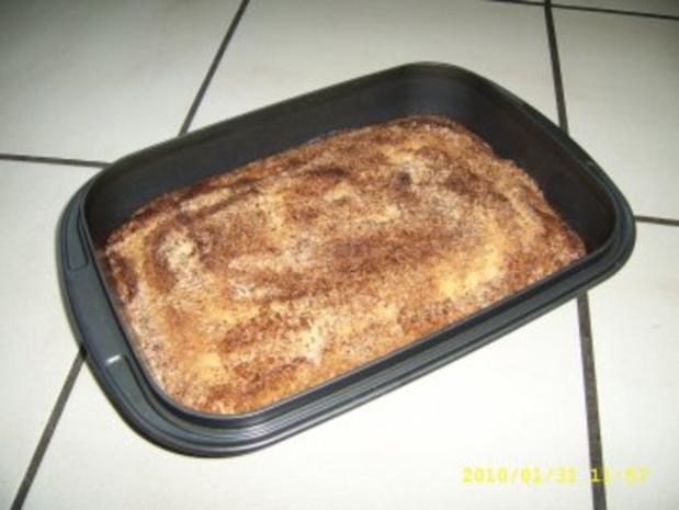 Julchen - Buttermilch - Kuchen - Rezept