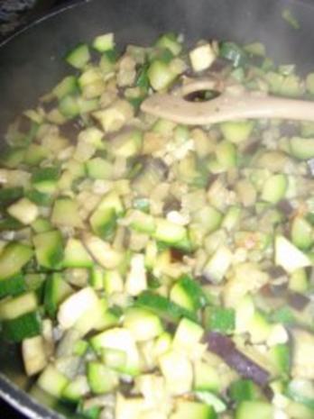 Gemüsepfanne mit Couscous - Rezept - Bild Nr. 2
