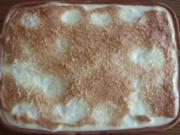 Auflauf süss - Litschi-Kokos-Auflauf - Rezept