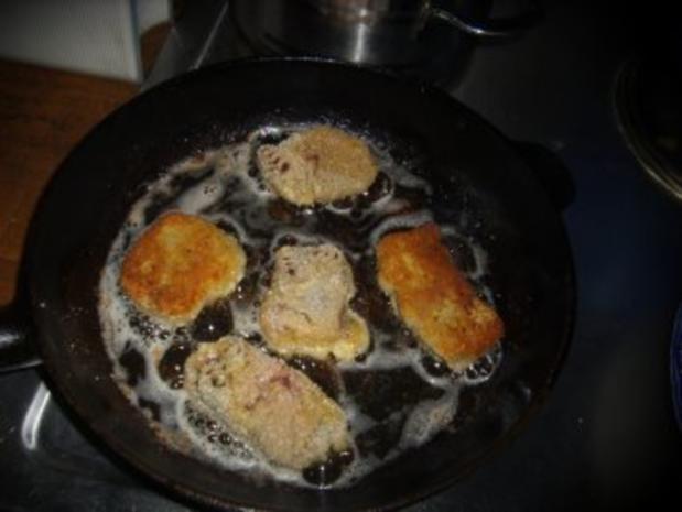 Hauptgericht / Wildrezept: Nuggets vom Rehrücken - Rezept - Bild Nr. 3
