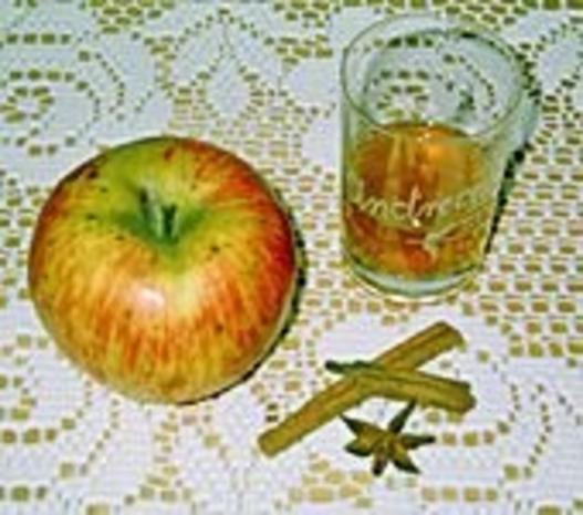 Apfellikör - Rezept