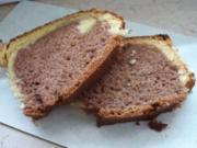 Köstlicher Marmorkuchen.....mit Bildern - Rezept