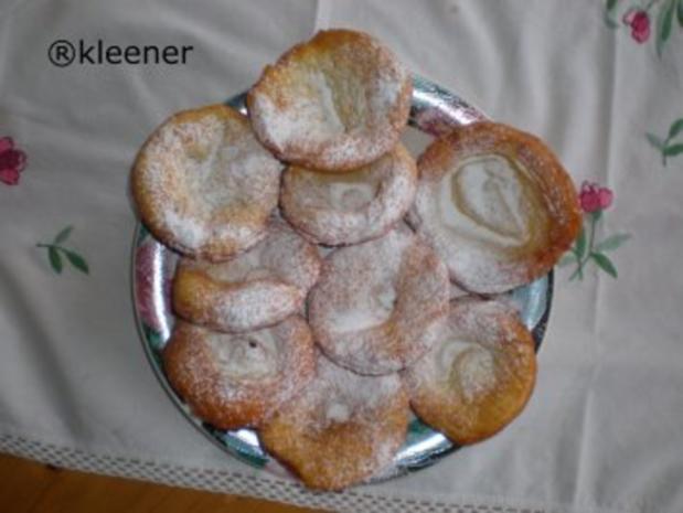Kiachla eine Oberpfälzische Spezalität - Rezept