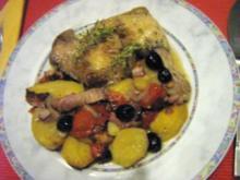 Hähnchen - Provence - Rezept
