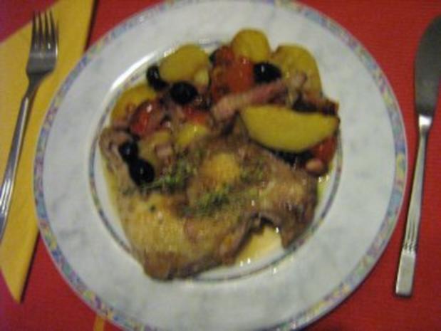 Hähnchen - Provence - Rezept - Bild Nr. 11