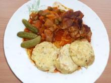 Fleisch: Hirtengulasch - Rezept
