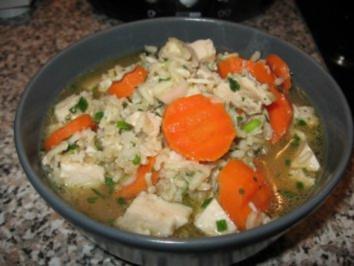 Badischer Hähnchen-Reis- Eintopf - Rezept - Bild Nr. 3