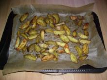 Rosmarin Backofenkartoffeln - Rezept