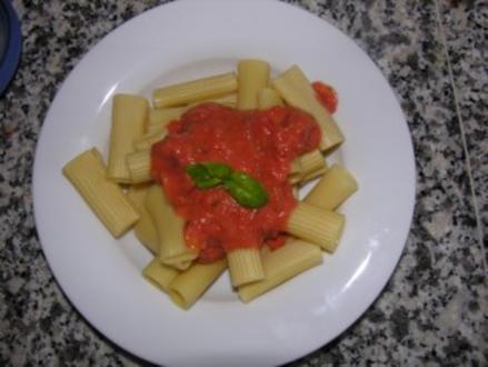 Leckere Tomatensauce - Rezept