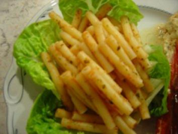 Tomaten-Nudeln als schnelle Beilage - Rezept