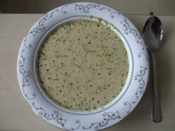 Hähnchen-Kartoffel-Suppe - Rezept