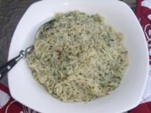 Beilagen: Kräuter-Reis - Rezept