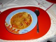 Sauerkraut Eintopf mit Kabanossi - Rezept