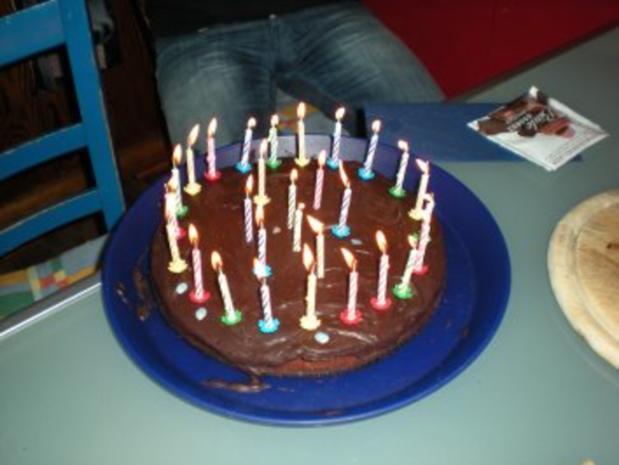 Kuchen: Tarte au chocolat oder der x-te -aber ich krieg nie genug davon- schokokuchen - Rezept - Bild Nr. 2