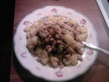 Rezept: Hackfleisch-Kartoffel Topf