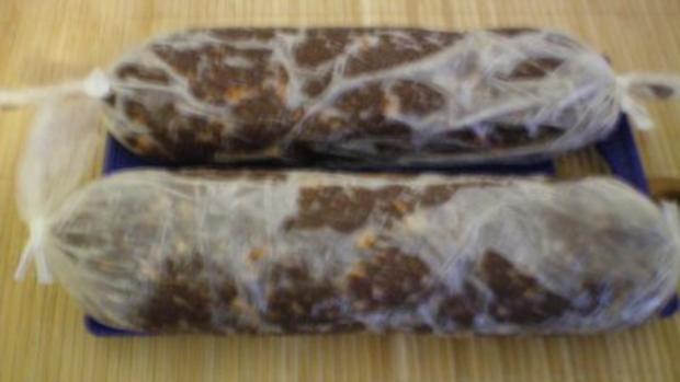 Keksstange (rumänisches Dessert) - Rezept - Bild Nr. 3