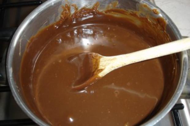 Weihnachtsmänner-Schoko-Pudding - Rezept - Bild Nr. 3