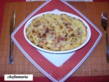 Gratinierter Karfiol (Blumenkohl) - Rezept