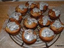 Whisky-Muffins - Rezept
