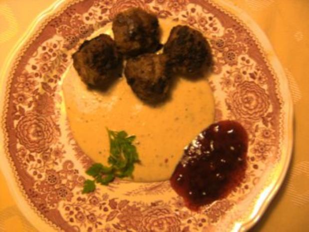 Köttbullar Soße Rezept : fleisch k ttbullar mit so e rezept ~ Buech-reservation.com Haus und Dekorationen