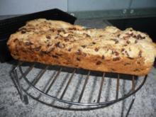 Brot: Speck-Zwiebelbrot - Rezept