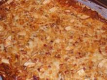 Apfel-Zwiebelkuchen mit Speck - Rezept