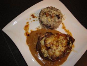 Rezept: Überbackenes Kotelett