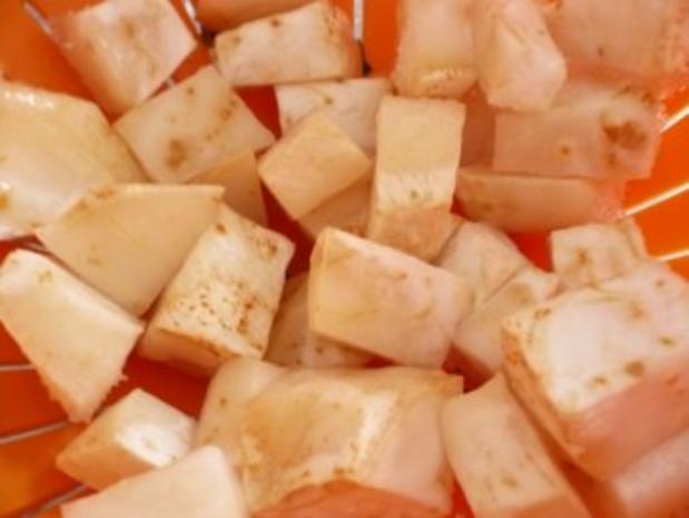 Erbseneintopf mit Eisbein - Rezept - Bild Nr. 5