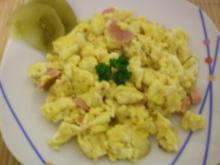 Schafskäse- Omlett - Rezept