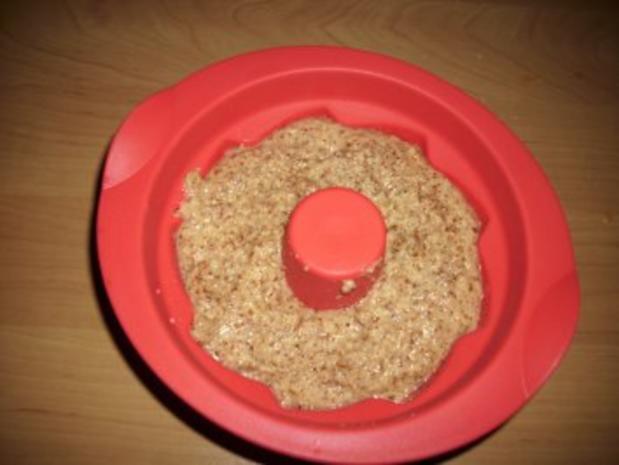 Nußkuchen aus der Mikrowelle - Rezept - Bild Nr. 2