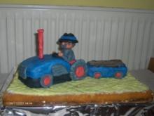 Traktor - Rezept